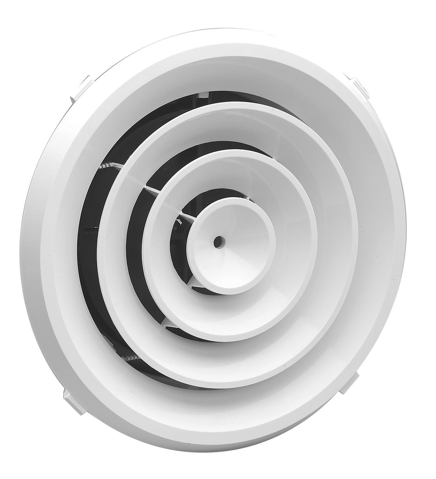 Rezzin Round Ceiling Diffuser Airmate