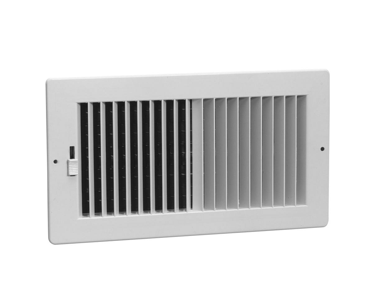 2 Way Rezzin Sidewall Ceiling Register Airmate