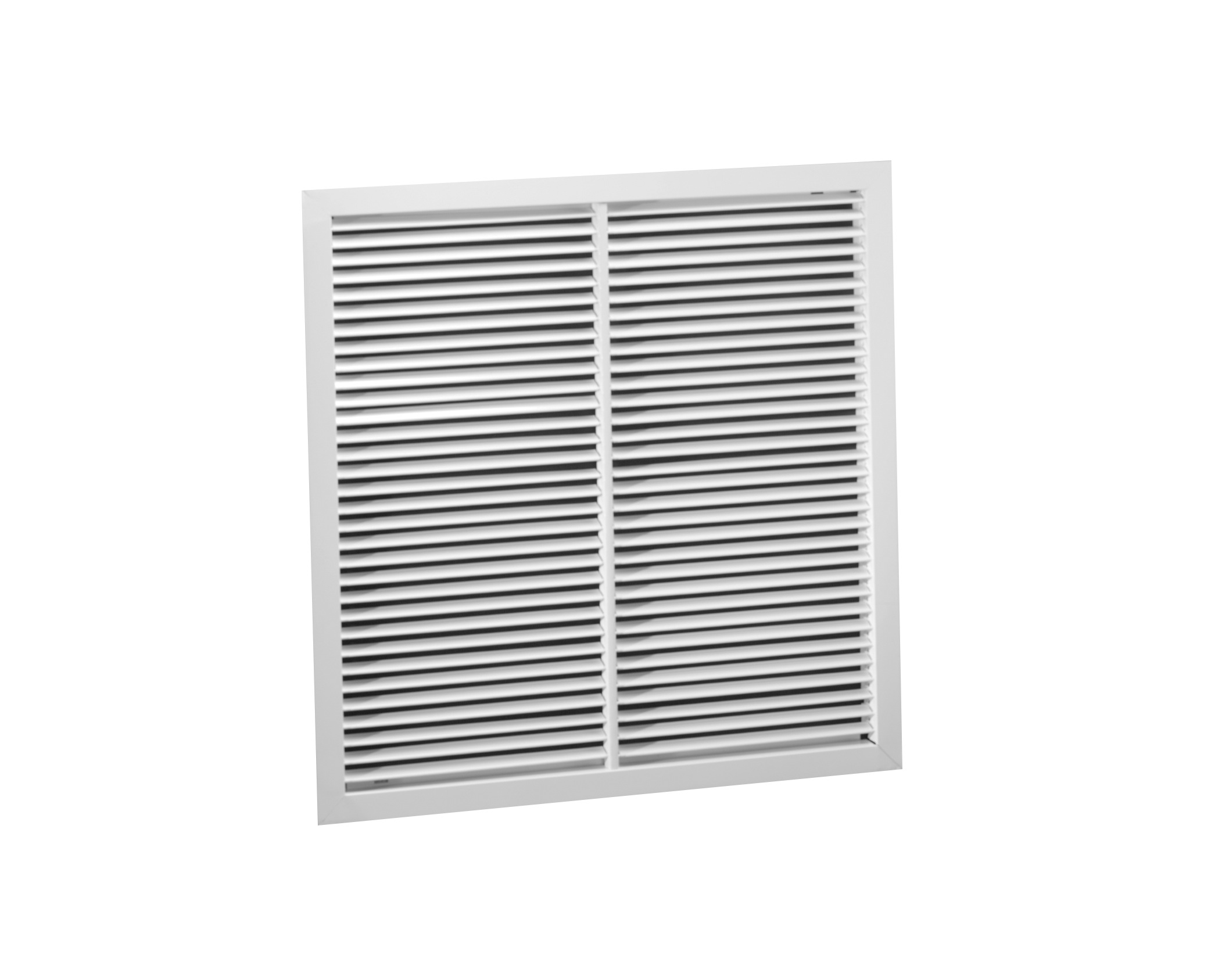 Tb280 Steel Fixed Bar Style Return Grille Airmate