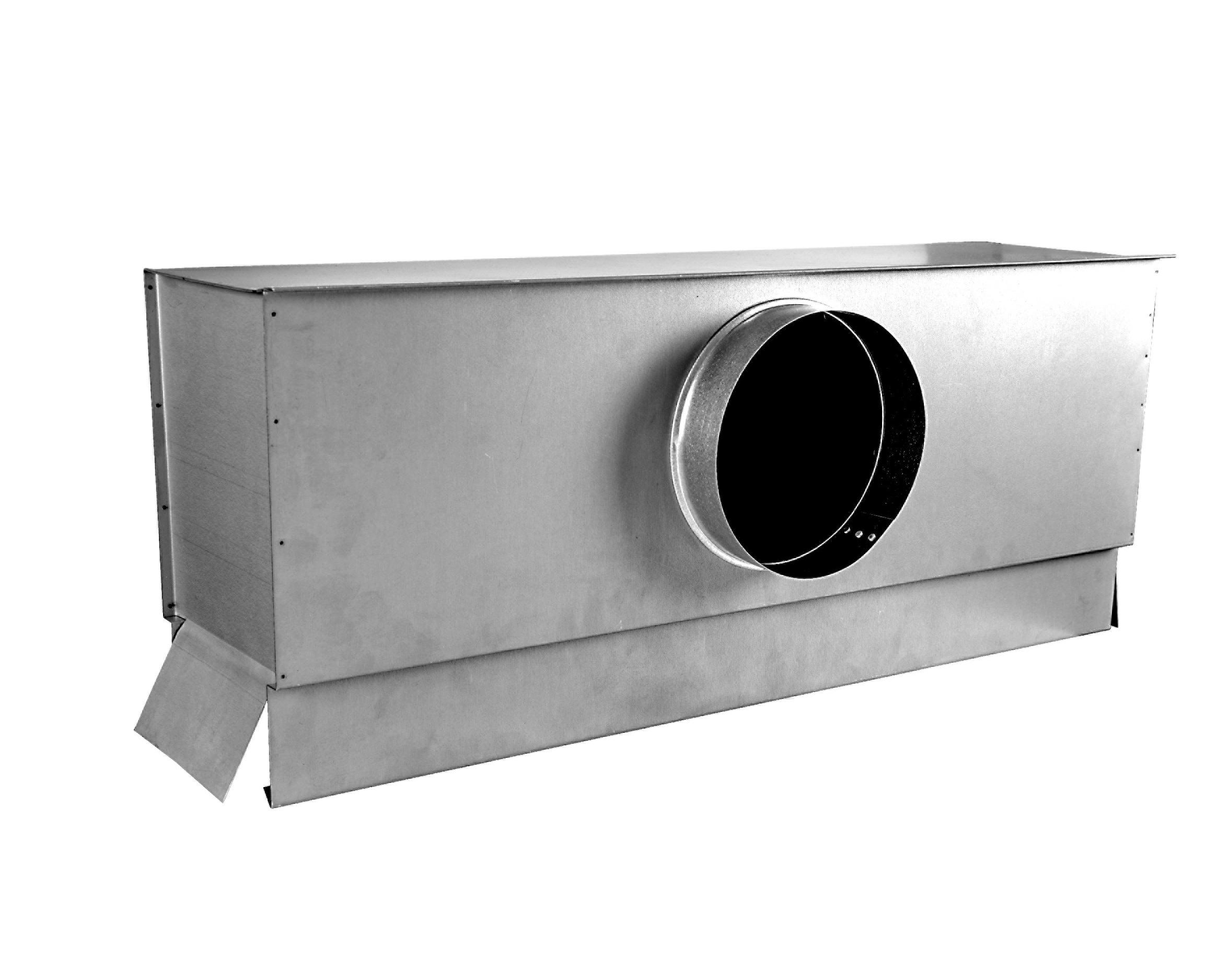 Linear Slot Diffuser 4 : Ps distribution plenum airmate