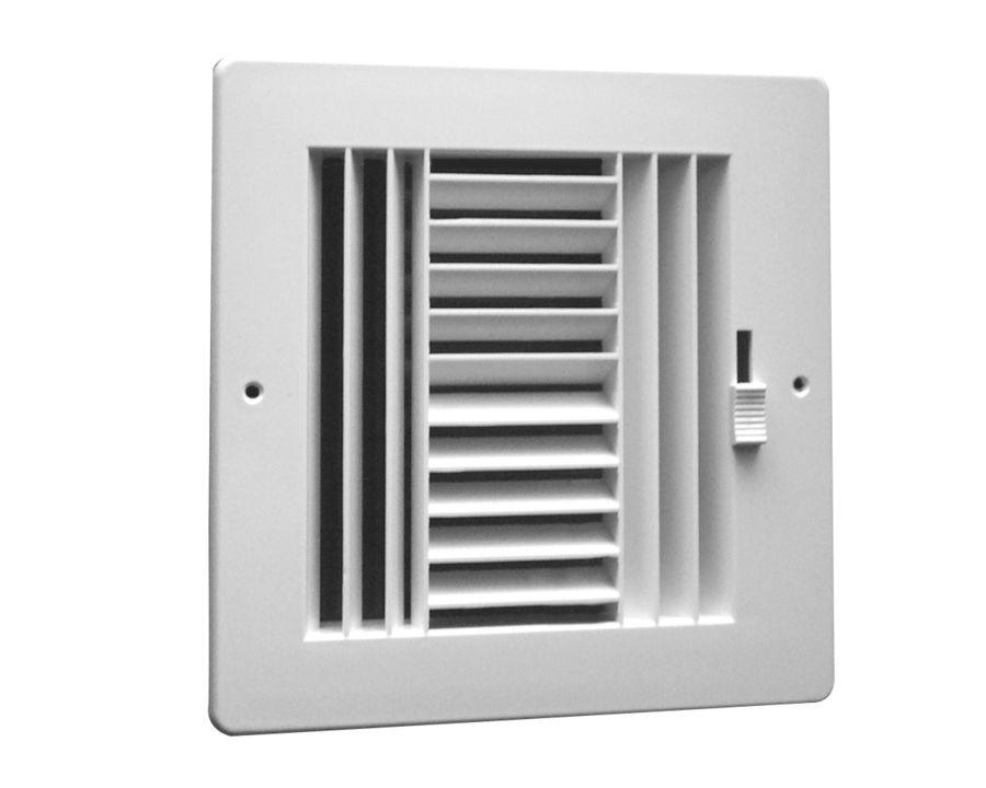 4-Way Rezzin Sidewall / Ceiling Register