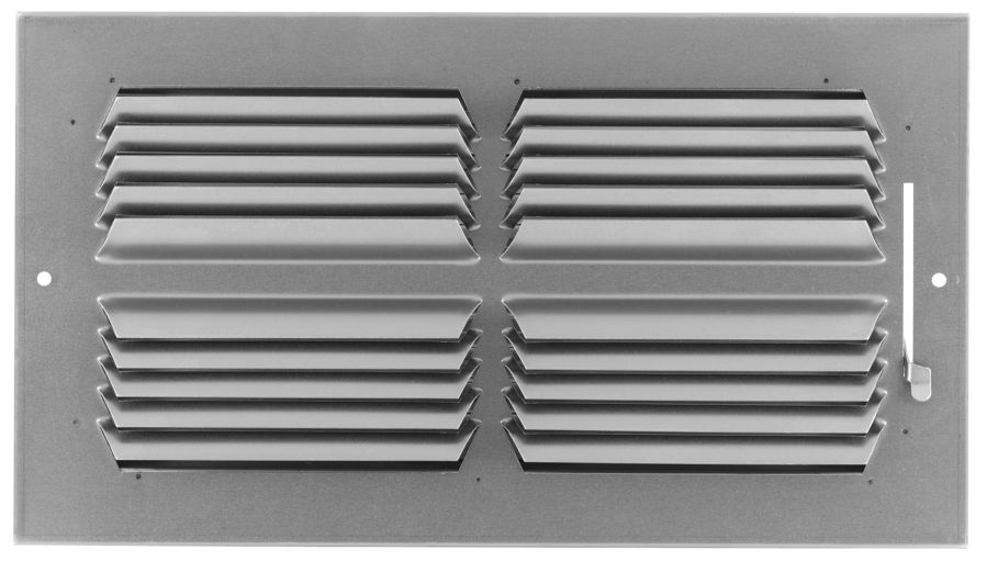 502 Series Two Way Horizontal with Multi-Shutter Damper