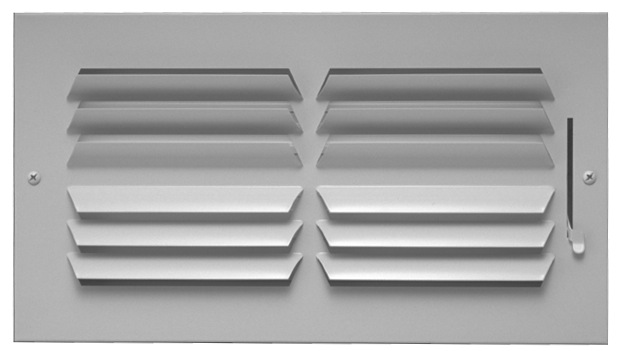 602 Series Two Way Horizontal with Multi-Shutter Damper