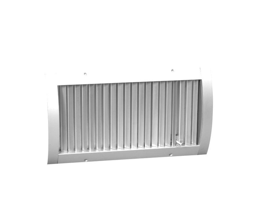 ESD Single-Deflection Spiral Diffuser