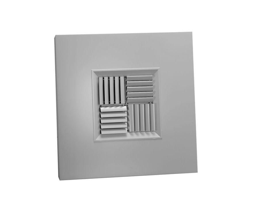 ETB464B Series Aluminum Modular Core Diffuser
