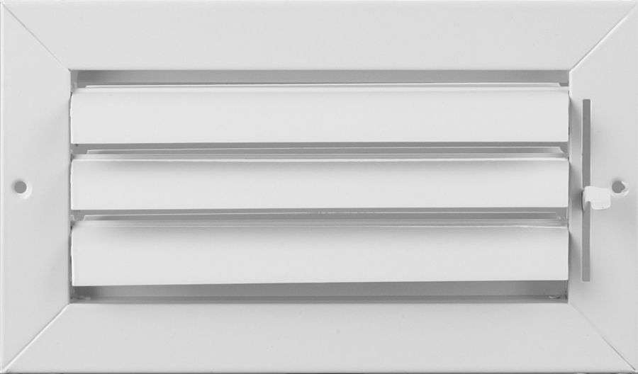 A451 Series One Way Aluminum, Adjustable Curved Blade