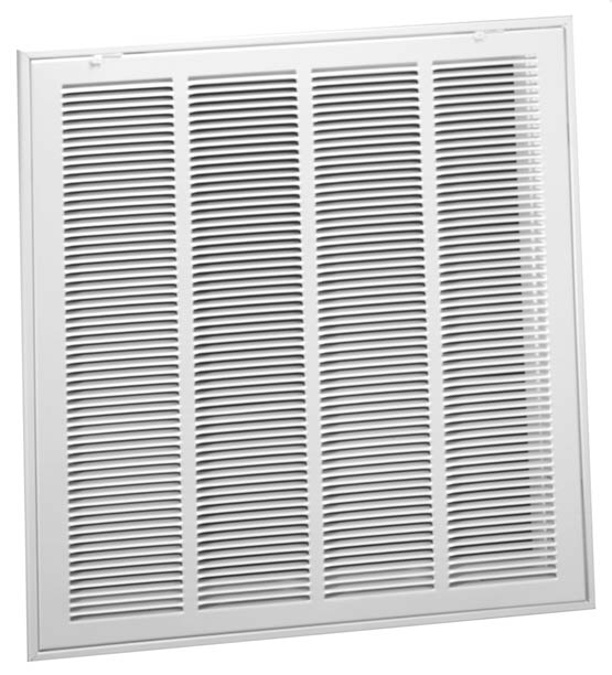 TB173FF Insulated R6 Filter Grille With Fiberglass Back