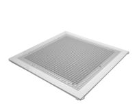 Rezzin T-Bar Eggcrate Filter Grille