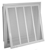 TB170FF 4 INS Filter Grille W/ Insulated Plenum Back